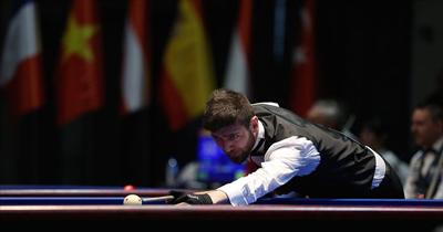 Türkiye Bilardo Milli Takımı dünya şampiyonu oldu