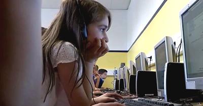 Çocukları internette bekleyen tehlike