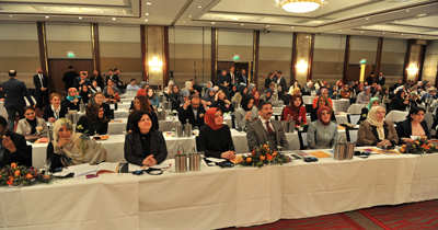 Birinci Uluslararasi Kadin Konferansi Köln