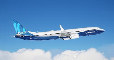 Boeing'in iki tip uçağının uçuşu durduruldu
