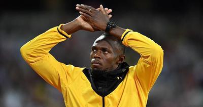 Bolt'un da katıldığı BVB antrenmanına yoğun ilgi