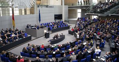 Almanya'da 2019 bütçesine meclisten onay