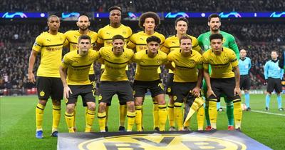 Dortmund evinde 1 puana razı oldu