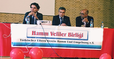 21. yüzyılda Almanya'da Türkçe ve eğitime çağrı