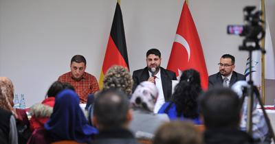 Almanya'da darbeler tarihi konferansı