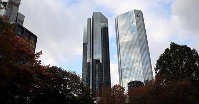 Deutsche Bank'ın net karında azalma gözlendi