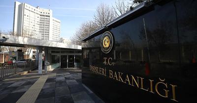 Cami saldırılarına Türkiye'den tepki