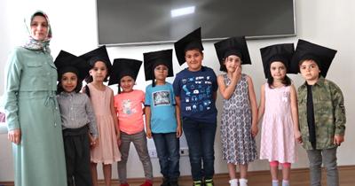 DİTİB Anaokulu'nda mezuniyet töreni