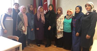 DİTİB'de sağlık ve eğitim semineri