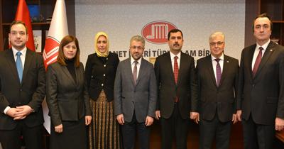 DİTİB'in yeni genel başkanı Kazim Türkmen oldu