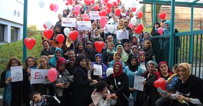 DİTİB'li kadınlardan farkındalık etkinlikleri
