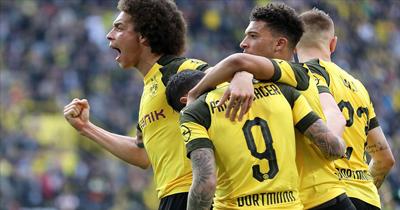 Dortmund Bundesliga'da yeniden liderlik koltuğunda