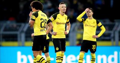 Dortmund şampiyonluk yarışında darbe aldı