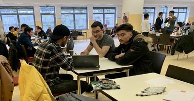 Duisburg'da Türk öğrencilere yönelik fuar