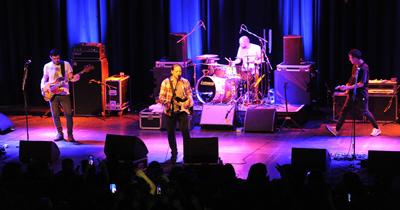 Duman Köln'de konser verdi