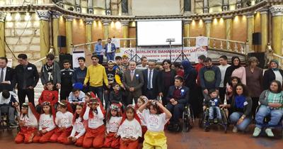 Dortmund'da engelliler için farkındalık programı