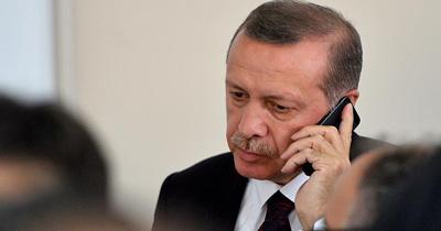Erdoğan'dan Yusuf Ünsal'a geçmiş olsun telefonu