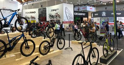 """Bisiklet Fuarı """"Eurobike"""" başladı"""