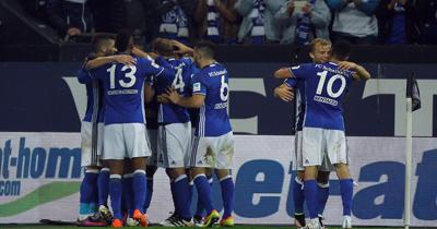Almanya Kupası'nda Schalke 3. tura yükseldi