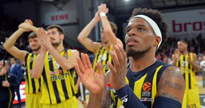 THY Avrupa Ligi'nde Fenerbahçe haftayı lider tamamladı