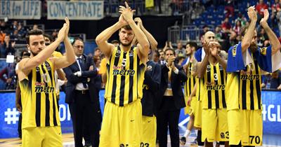 Fenerbahçe play-off çeyrek final serisine iyi başladı
