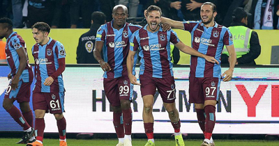 Trabzonspor Fenerbahçe'yi deplasmanda yendi