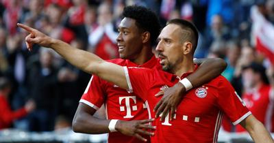 Ribery sözleşmesini uzattı
