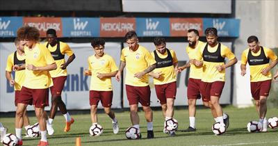 Leipzig ile hazırlık maçı Avusturya'da