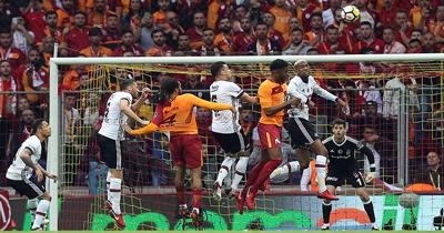 Galatasaray Besiktas ile oynadigigi derbiyi kazandı