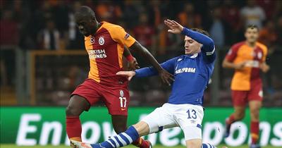 Galatasaray ve Schalke berabere kaldı