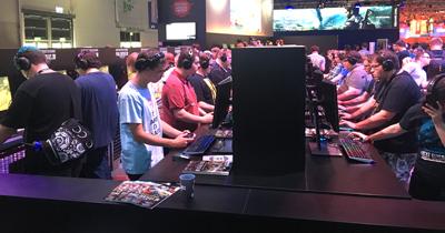 Gamescom oyun fuarı Köln'de başladı