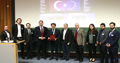 Göttingen'de Türkiye-AB süreci konferansı