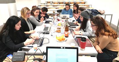Duisburg - Essen Üniversitesi'de gazetecilik semineri