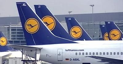 Lufthansa 23 bin uçuşunu iptal ediyor