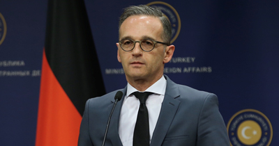 Bakan Maas'ın Türkiye ziyareti Almanya'da tartışma yarattı