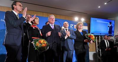 Hessen Eyalet seçimleri sonuçları