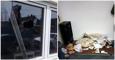 Bremen ve Kassel kentlerindeki camilere saldırı