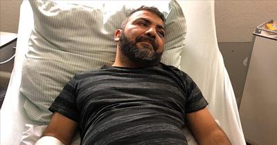 Duisburg'da yaşayan Türk'e polis şiddeti iddiası