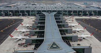 İstanbul Havalimanı'nda THY 25 bin 223 yolcu taşıdı