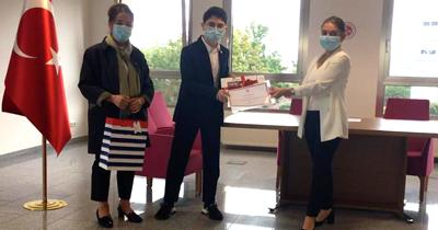 İstiklal Marşı güzel okuma yarışması ödülleri verildi