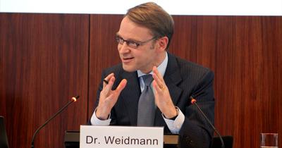 Bundesbank Başkanı Weidmann'ın görev süresi uzatılıyor