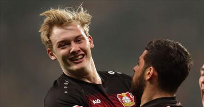 Julian Brandt Dortmund ile 5 yıllık sözleşme imzaladı