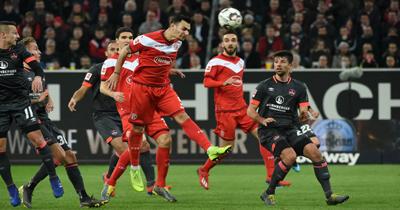 Fortuna Düsseldorf Bundesliga'dan düştü