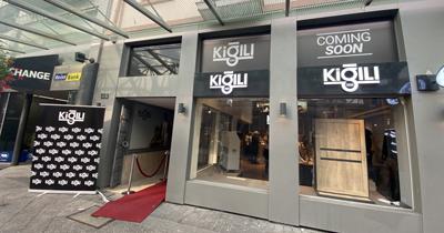 Kiğılı Almanya'da ilk mağazasını Krefeld'de açtı