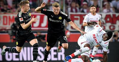 Dortmund Köln'ü evinde yendi