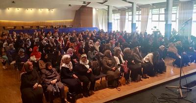 Köln'de 9 dernek birlik şenliği düzenledi
