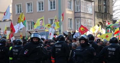 PKK/YPG yandaşlarının Türk kuruluşlarına saldırıları durmuyor