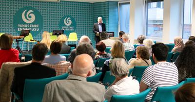 Köln'de şark edebiyatı ve Goethe konferansı