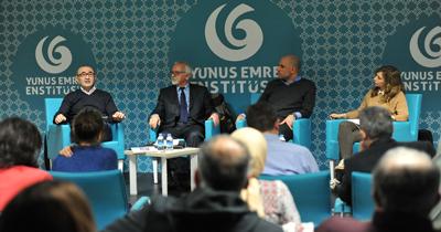 Köln'de Türkçe konulu panel