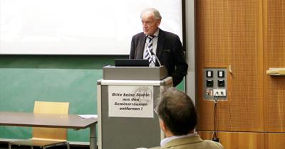 """Köln'de """"Türkiye'de Sürgün"""" konferansı"""